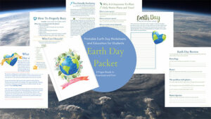 Earth Day Packet for Students